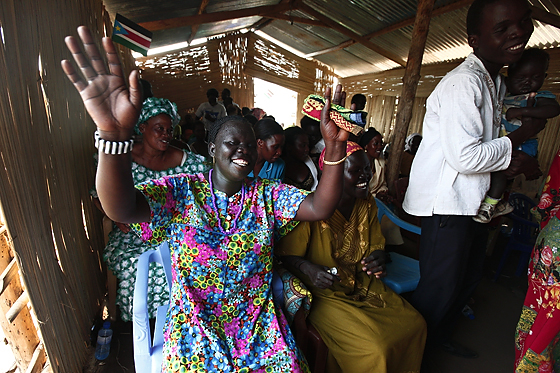 South Sudan religion