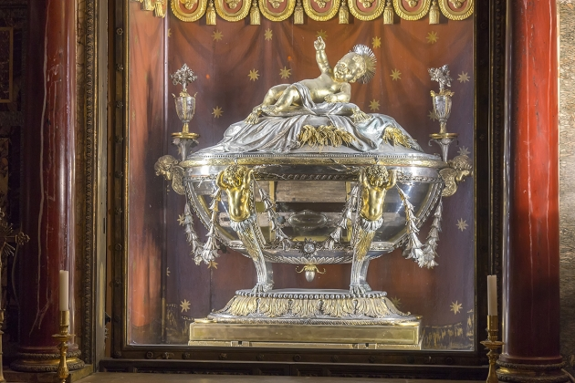 Reliquary of the Holy Crib