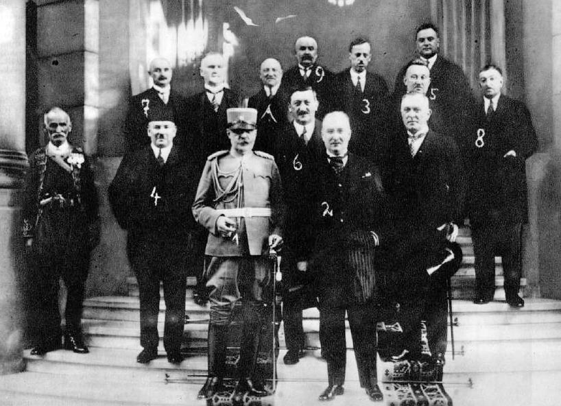 YUGOSLAV GOVERNMENT 1928