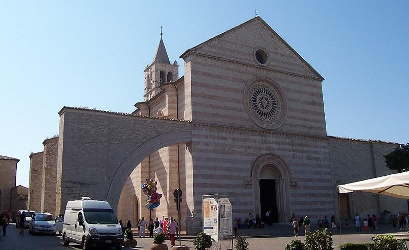 Assisi - Basilica di S. Chiara