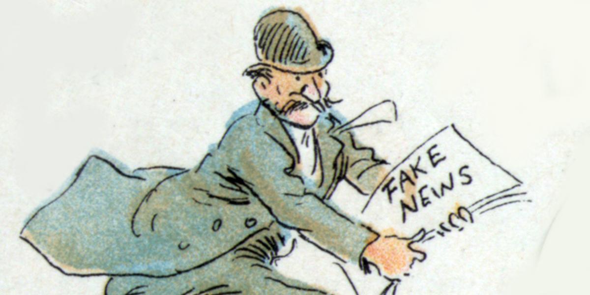 FAKE NEWS,JOURNALISM,NEWSPAPER