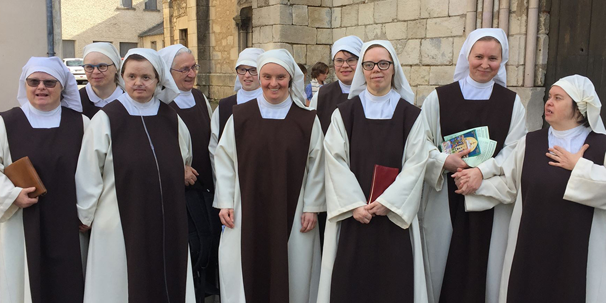 Little Sisters Disciples of the Lamb