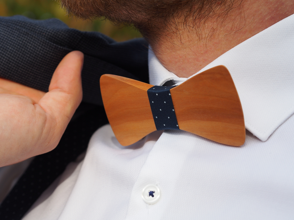 GROOM WEDDING BOW